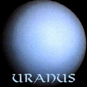 an image of the planet Uranus