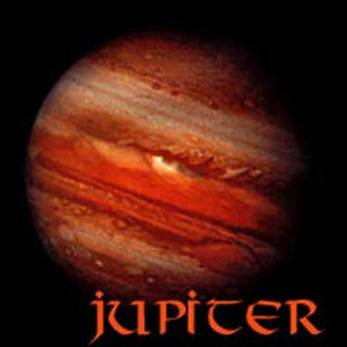 an image of the planet Jupiter
