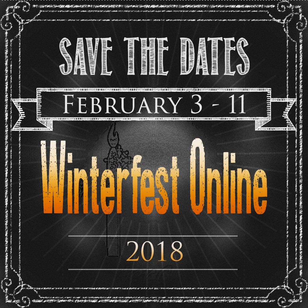 A Save the Dates graphic. Text reads: Save the dates February 3 - 11, 2019, WFOL