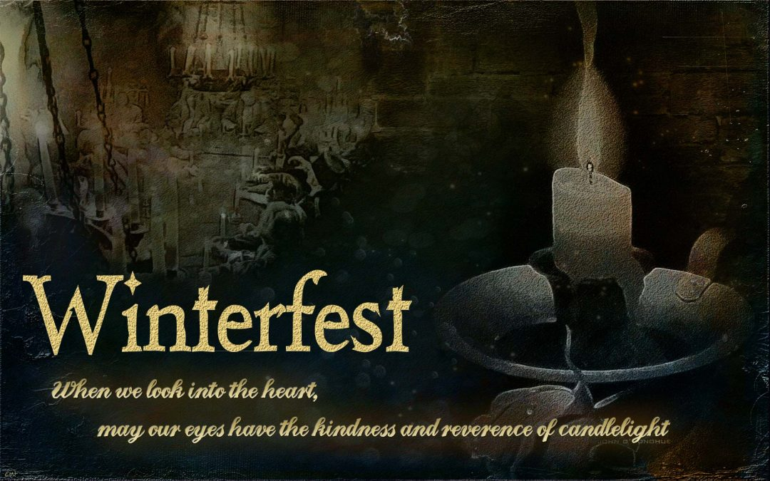 Post-Winterfest …